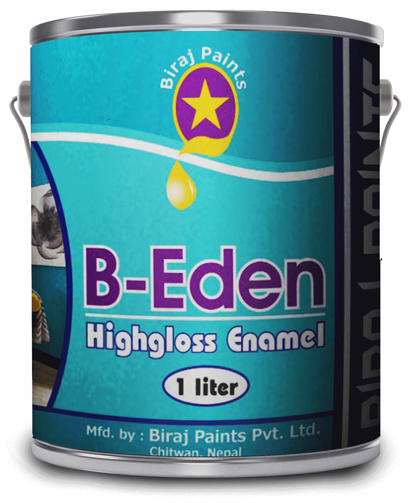 B-Eden High-gloss Enamel