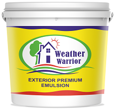 Weather Warrior - Exterior Emulsion