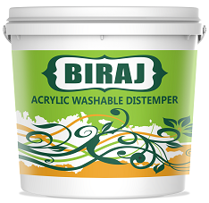 Biraj - Acrylic Washable Distemper