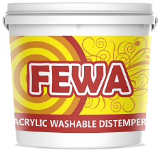 Fewa – Acrylic Washable Distemper
