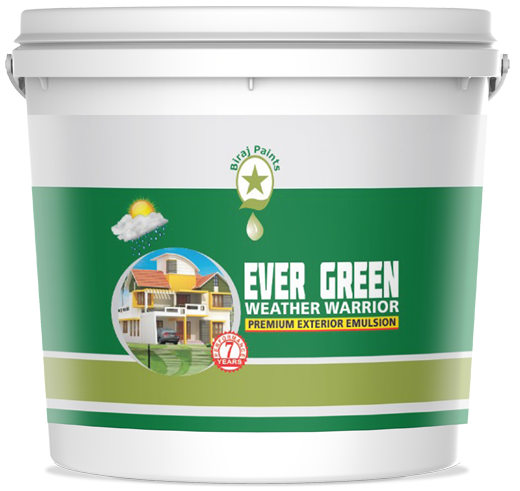 Evergreen Emulsion